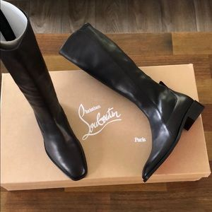 NWT AUTHENTIC Christian Louboutin Tagastretch Boot